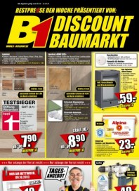 B1 Discount Baumarkt Aktuelle Angebote Oktober 2013 KW40