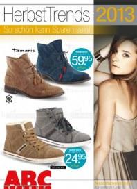 ABC Schuhe Herbst Trends 2013 Oktober 2013 KW41 1