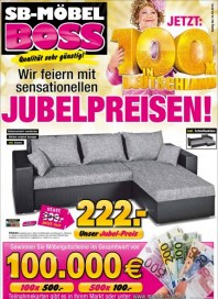SB Möbel Boss Aktuelle Angebote Oktober 2013 KW41 1
