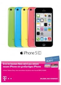 Telekom Shop Erst im besten Netz wird aus einem neuen iPhone ein großartiges iPhone Oktober 2013 KW4