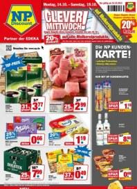 NP-Discount Aktueller Wochenflyer Oktober 2013 KW42 1