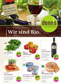 Denn's Biomarkt Aktuelle Angebote Oktober 2013 KW41