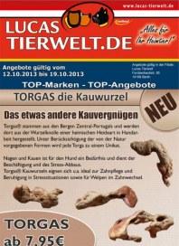 Lucas Tierwelt TOP-Marken - TOP-Angebote Oktober 2013 KW41