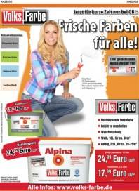 Alpina Frische Farbe für alle Oktober 2013 KW41