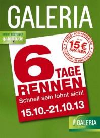 Galeria Kaufhof 6 Tage Rennen Oktober 2013 KW42