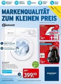 KARSTADT 15.10.2013 Elektro - Markenqualität zum kleinen Preis - 15.10 Oktober 2013 KW42