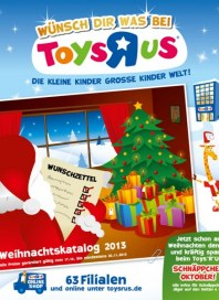 Toys'R'us Weihnachtskatalog 2013 Oktober 2013 KW42