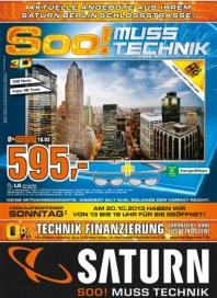 Saturn Soo! Muss Technik Oktober 2013 KW42 40