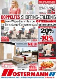Ostermann Doppeltes Shopping-Erlebnis Oktober 2013 KW43 1