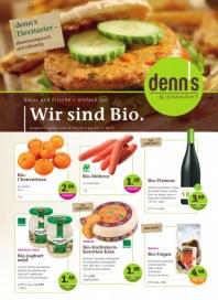 Denn's Biomarkt Aktuelle Angebote Oktober 2013 KW43 1
