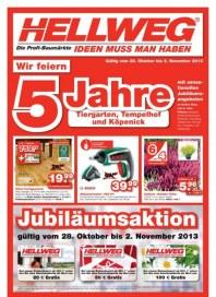 Hellweg Aktuelle Angebote Oktober 2013 KW44 2