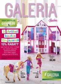 Galeria Kaufhof Spielwaren 17.10 Oktober 2013 KW44