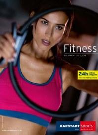 KARSTADT Karstadt sports - Fitness 2013 Oktober 2013 KW44
