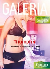 Galeria Kaufhof Triumph Oktober 2013 KW44