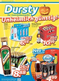 Dursty Aktuelle Angebote Oktober 2013 KW44 4