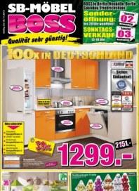 SB Möbel Boss Aktuelle Angebote Oktober 2013 KW44 4