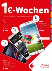 Vodafone Power to you Oktober 2013 KW44