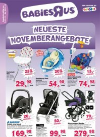 Toys'R'us Neuste Novemberangebote November 2013 KW44