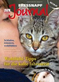 Fressnapf Journal Leseprobe November 2013 KW44