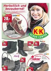 K+K Schuh-Center Herbstlich und bezaubernd November 2013 KW44