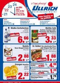 Ullrich Verbrauchermarkt Knüller November 2013 KW45