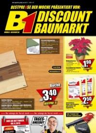 B1 Discount Baumarkt Aktuelle Angebote November 2013 KW44