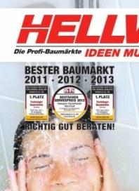 Hellweg Aktuelle Angebote November 2013 KW45