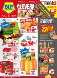 NP-Discount Aktueller Wochenflyer November 2013 KW46 1