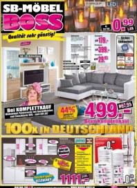 SB Möbel Boss Aktuelle Angebote November 2013 KW45