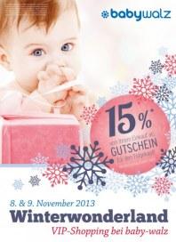 Baby Walz Winterwonderland November 2013 KW45
