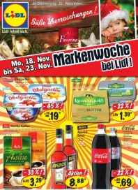Lidl Lebensmittel Angebote Woche #47 November 2013 KW47