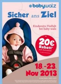 Baby Walz Sicher ans Ziel November 2013 KW47