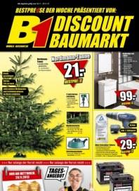 B1 Discount Baumarkt Aktuelle Angebote November 2013 KW46 1