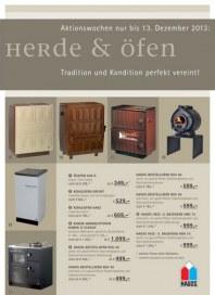 HAGOS Herde & Öfen November 2013 KW47