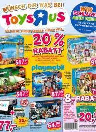 Toys'R'us Wir schlagen jeden Preis November 2013 KW47