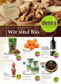 Denn's Biomarkt Aktuelle Angebote November 2013 KW47 1