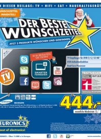 Euronics Der beste Wunschzettel November 2013 KW47