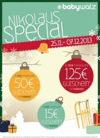 Baby Walz Nikolaus Special November 2013 KW48