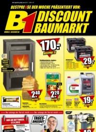B1 Discount Baumarkt Aktuelle Angebote November 2013 KW47 2