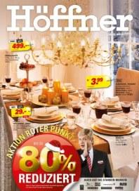 Höffner Höffner - Wo Wohnen wenig kostet November 2013 KW48 1