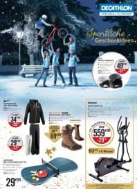 DECATHLON Sportliche Geschenke November 2013 KW48