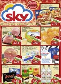 SKY-Verbrauchermarkt Angebote Dezember 2013 KW49