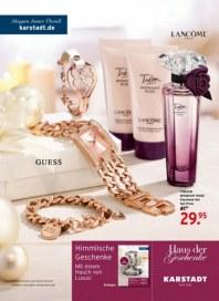 KARSTADT Haus der Geschenke- Himmlische Geschenke - Mit einem Hauch Luxus Dezember 2013 KW49