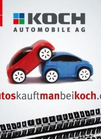Koch Automobile Autos kauft man bei Koch Dezember 2013 KW48