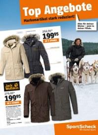 SportScheck Markenartikel stark reduziert Dezember 2013 KW49