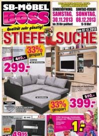 SB Möbel Boss Aktuelle Angebote Dezember 2013 KW49