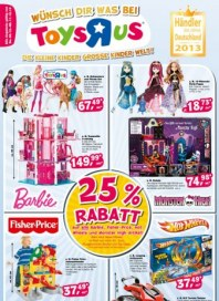 Toys'R'us Wünsch Dir was Dezember 2013 KW49