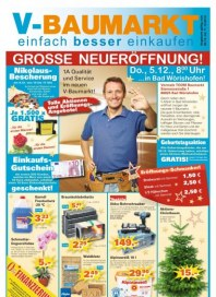 V-Baumarkt Aktuelle Angebote Dezember 2013 KW49