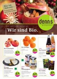 Denn's Biomarkt Aktuelle Angebote Dezember 2013 KW49