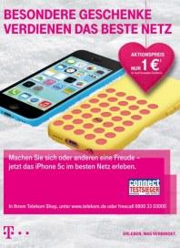 Telekom Shop Besondere Geschenke verdienen das beste Netz Dezember 2013 KW49